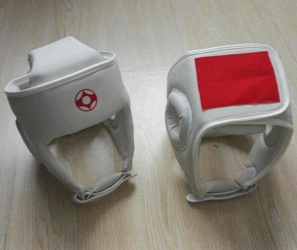 Шлем карате кекусинкай открытый