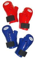 Перчатки литые для тхэквондо ITF GTF Aryan Sport (semi contact)