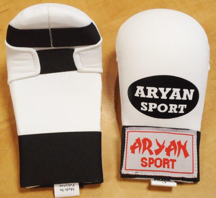 Накладки на руки карате WKC Aryan Sport ARS 295